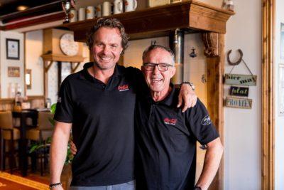 Marco & Richard Jansen - eetcafé Jansen & Jansen in Hengelo Gelderland